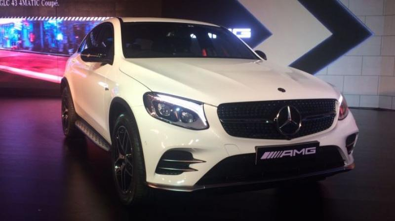AMG is the German automaker's dedicated performance division and is known for its high-performance cars.