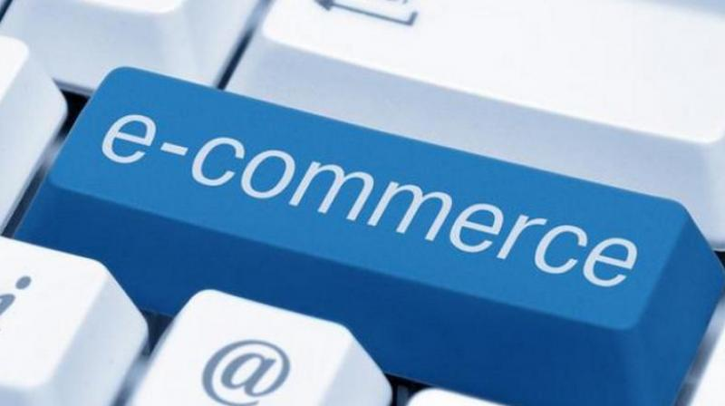 A WTO report put the total value of e-commerce in 2016 at USD 27.7 trillion.