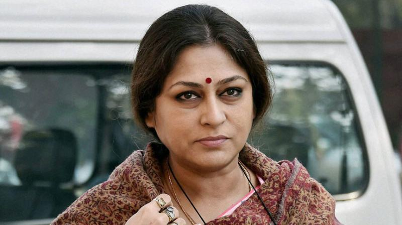BJP MP Roopa Ganguly (Photo: PTI)