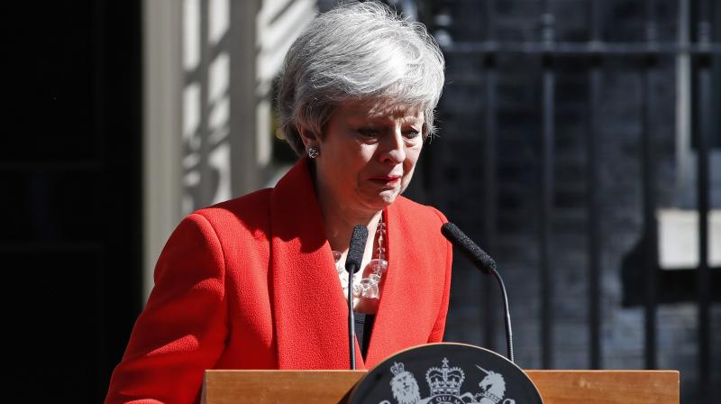 Theresa May (Photo:AP)
