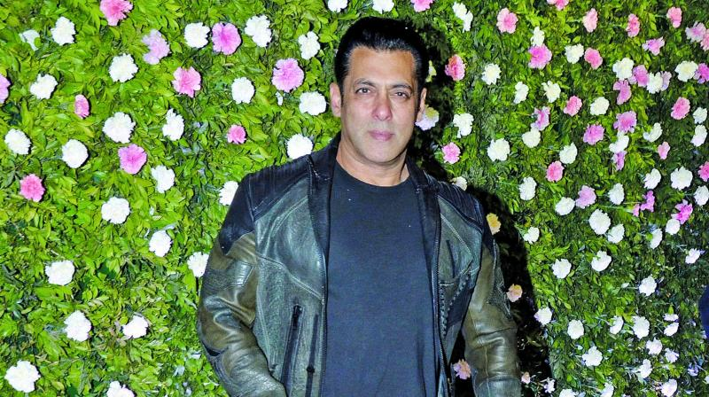Salman Khan attends Saudi Film Festival