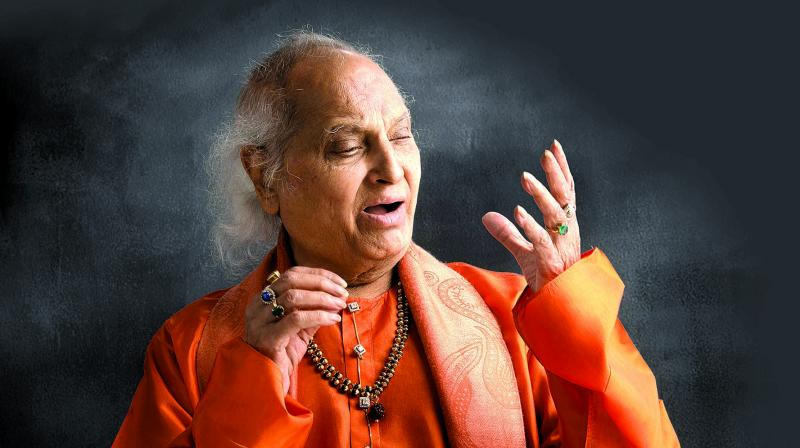 With this honour, Padma Vibhushan recipient Pandit Jasraj has become the first Indian musician to join the galaxy of immortal composers like Mozart, Beethoven and Tenor Luciano Pavarotti. (Photo: File)