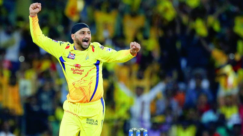 Harbhajan, who did not have a great season in the 2018 edition of the IPL, said it was nice to be on the winning side and contributing to the team's cause. (Photo: AP)