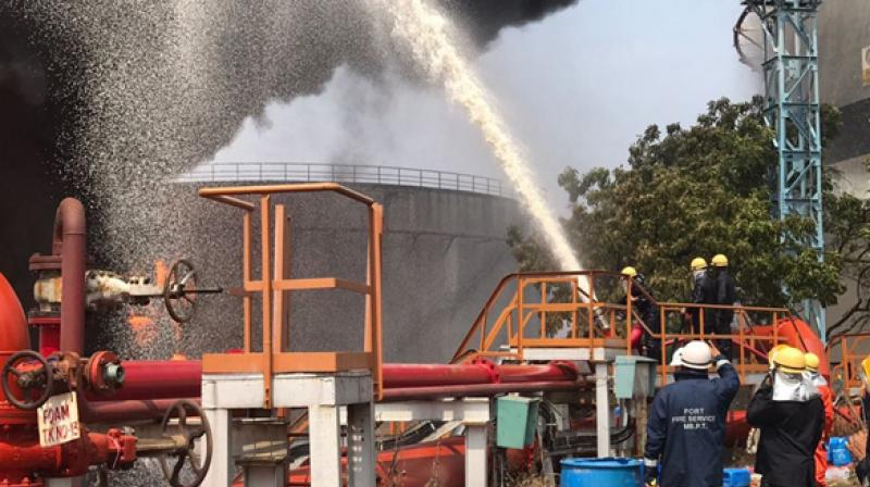 Fire Brigade personnel rushed to the spot to douse the fire. (Photo: File | Representational)