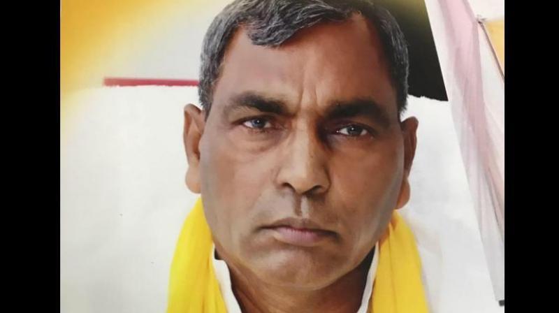 Uttar Pradesh minister Om Prakash Rajbhar  (Photo: Facebook/@omprakashrajbhar)