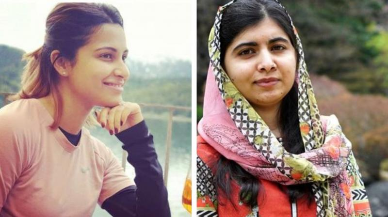 After Malala's tweet several Indian, including Indian female shooter Heena Sidhu had blasted the Nobel Peace winner for taking Pakistan's side. (Photo:Instagram)