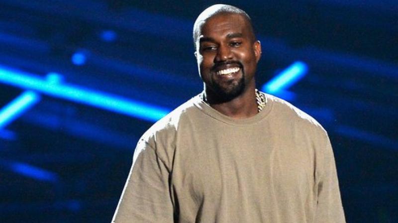 Kanye West. (AFP File)