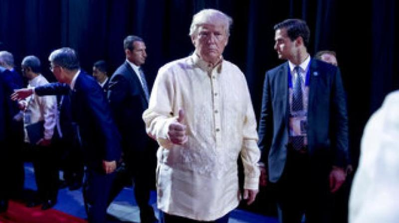 Advisers have said that while Trump was unlikely to publicly chastise Duterte, he may offer criticisms behind closed doors. (Photo: File)