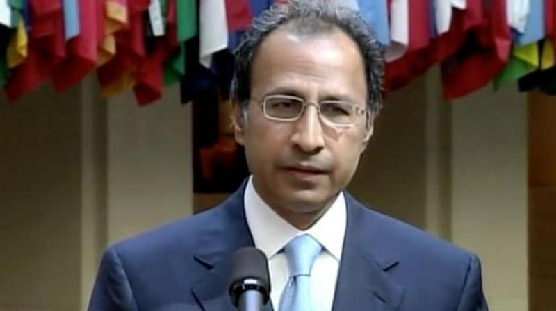 Abdul Hafeez Shaikh, who already served as finance minister from 2010-2013, has been appointed as 'Adviser on Finance' but will be heading the finance ministry once again. (Photo:File)