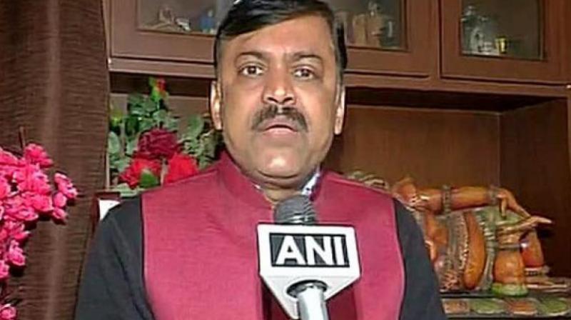 BJP spokesperson GVL Narasimha Rao. (Photo: Twitter)