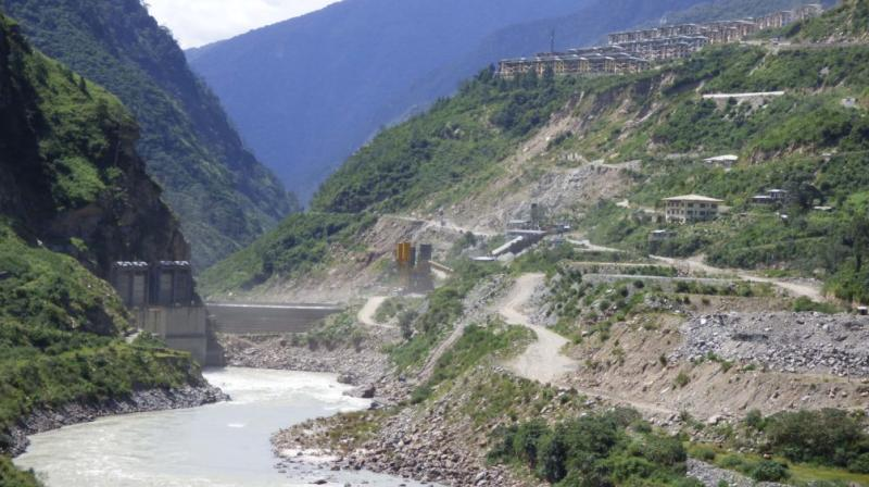India inks pact with Bhutan for 600 MW Kholongchhu Hydroelectric Project. (PTI Photo)