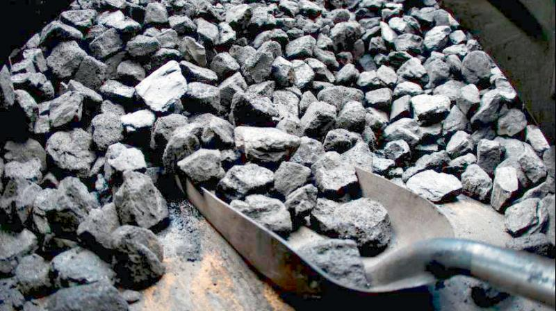 India's consumption of coal fell 3.3% to 958 million tonnes in the year ended March 2020. (PTI Photo)