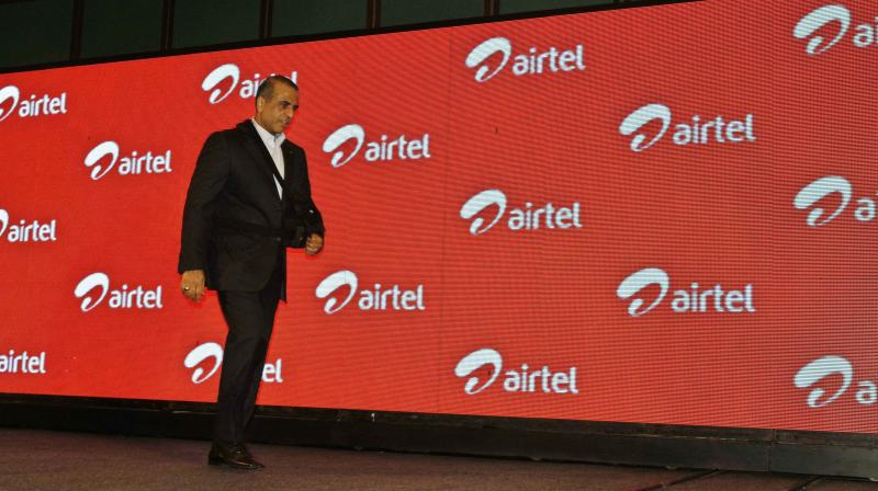 Carlyle to acquire about 25 pc stake in Airtel's data centre business for about Rs 1,780 cr. (PTI Photo)