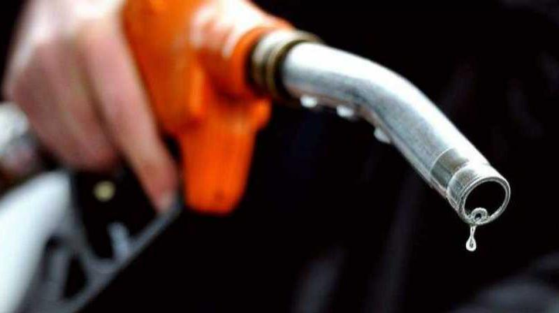 ATF price hiked by 7.5 pc; petrol, diesel rates unchanged for 2nd straight day. (PTI Photo)