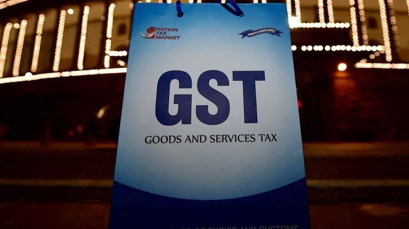GST collections in June at Rs 90,917 crore. (PTI Phoṭo)