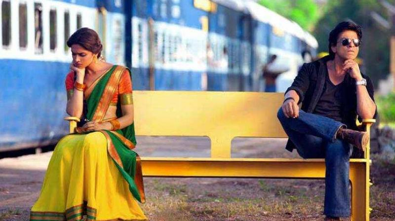 Still from the movie 'Chennai Express' (Twitter)