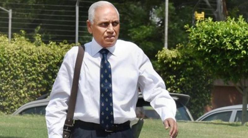Former Air Chief Marshal S.P. Tyagi. (Photo: PTI)