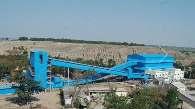 Hutti Gold Mines is the only company producing gold in India.