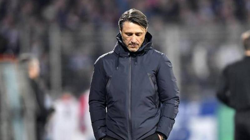 Bayern Munich on Sunday sacked coach Niko Kovac, a day after the German champions suffered a historic 5-1 loss against Eintracht Frankfurt -- their worst Bundesliga defeat in a decade. (Photo:AP)
