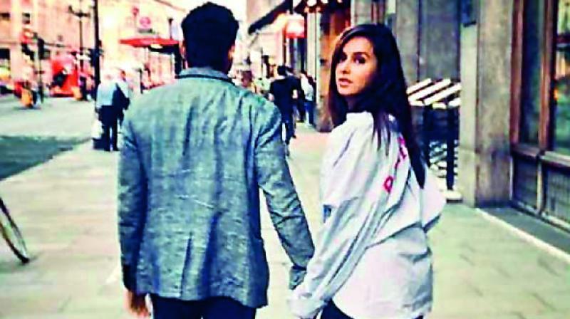 An Instagram post by Shibani Dandekar, hinting at a vacation with rumoured boyfriend Farhan Akhtar