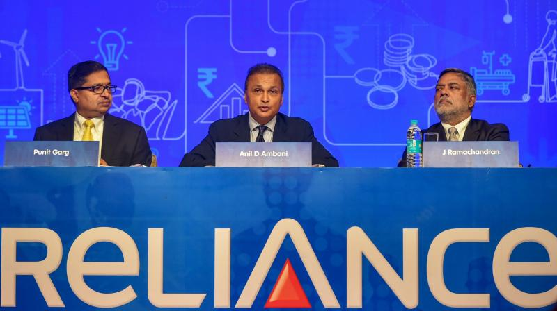 Reliance Industries group. (Photo- PTI)