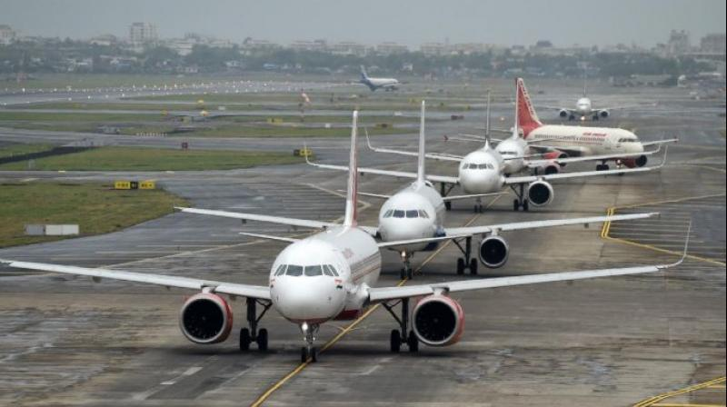 International Air Transport Association (IATA) released 2019 airline safety report. (Photo- PTI)