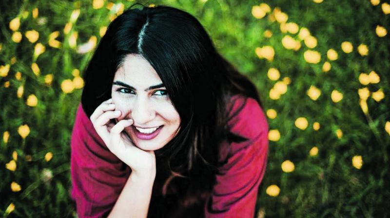 Gurmehar Kaur (Photo: Akshay Kapoor)
