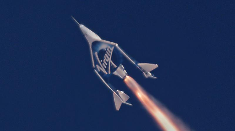 Virgin Galactic plans to move its operations to New Mexico's Spaceport America.