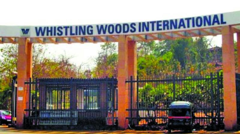 Whistling Woods International Ltd.