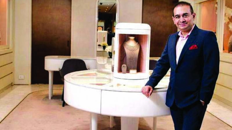 Nirav Modi is wanted in India for an alleged Rs 13,500 crore Punjab National Bank (PNB) fraud. (Photo: File)