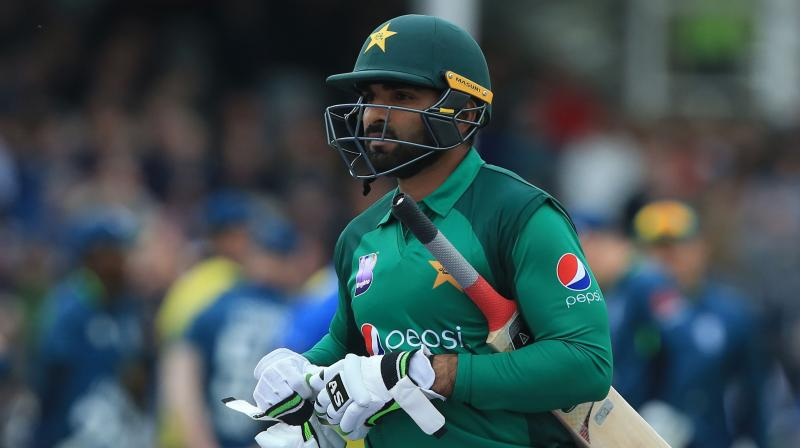 Asif Ali will soon be returning to UK to join Pakistan national team for the World Cup. (Photo: AFP)