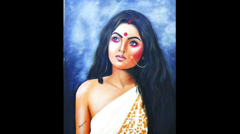 Mandakini by Minarva Sahoo