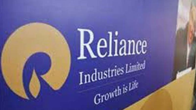 Reliance Industries's stock rose 0.65 per cent to close at Rs 1,579.95 on BSE. During the day, it jumped 0.90 per cent to an all-time high of Rs 1,584.