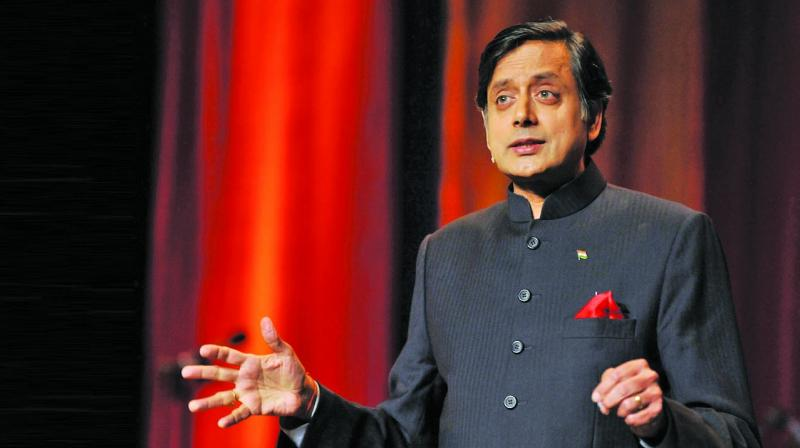 Congress Shashi Tharoor (Photo: File)