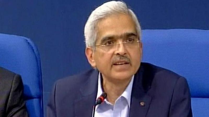 With regard to structural reforms, RBI Governor Shaktikanta Das said the RBI has already pointed out in its annual report. (Photo: File)