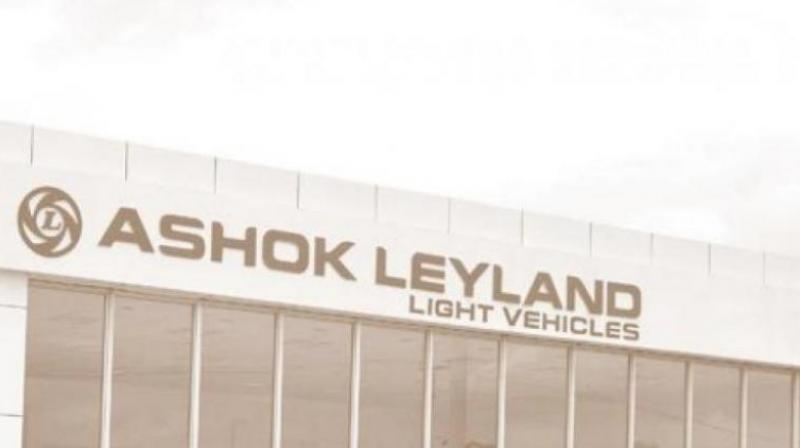 Hinduja Group flagship company Ashok Leyland on Wednesday reported 78.8 per cent jump in total sales at 12,677 units in April.