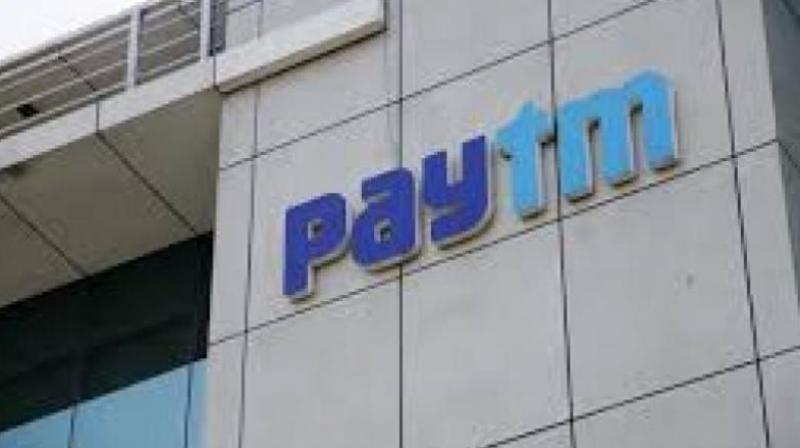 Paytm with interests in e-wallets and e-commerce has 300 million users. (Photo: Representational Image)