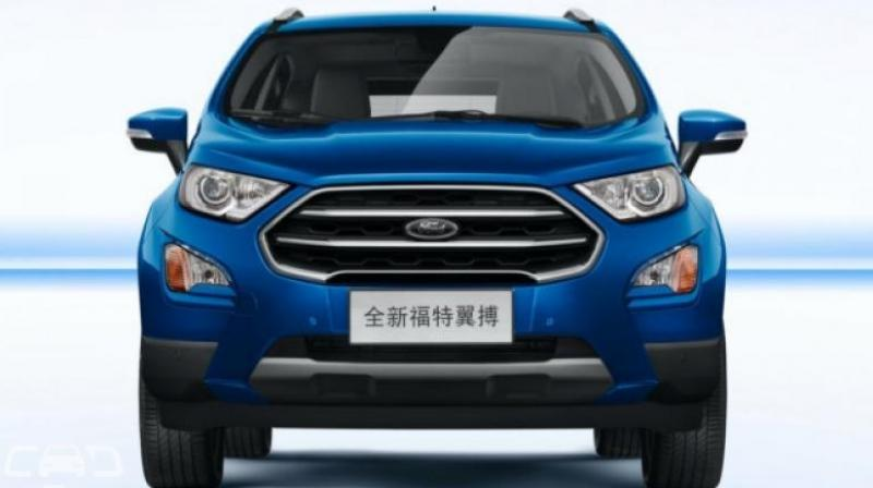 Ford India on Monday reported a 11.06 per cent increase in total sales at 27,580 units in March against 24,832 units in the same month last year.