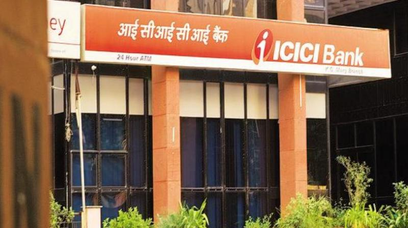 Global ratings agency Fitch on Friday said ICICI Bank and Axis Bank have