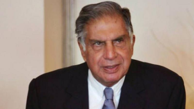 Tata group Chairman Emeritus Ratan Tata on Monday asked employees of Tata Motors to plan on becoming leaders again.
