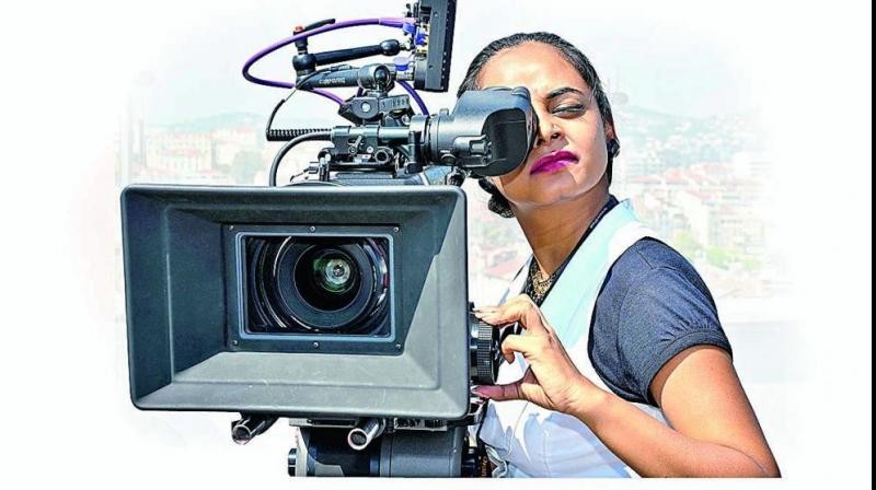 Representing global tone and free-spirited aspirations in her films, Modhura's idea of cinematography has no rules. (Photo: File)