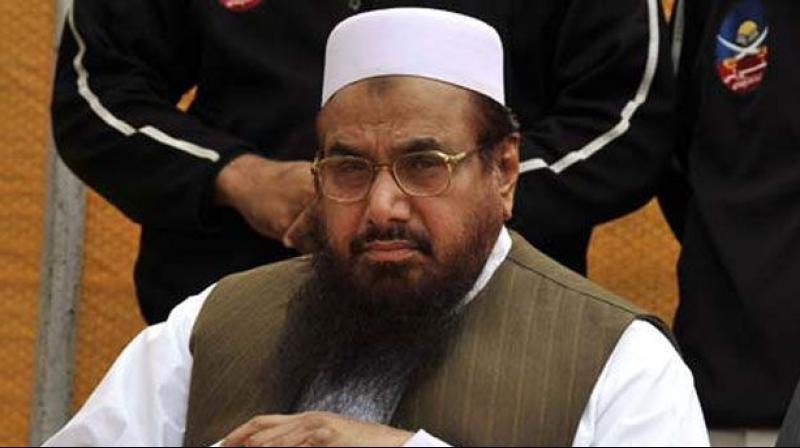 The US Department of the Treasury has designated Saeed as a Specially Designated Global Terrorist. (Photo: File)