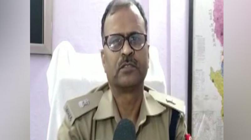 'Yesterday, our Anti-Romeo squad was in civil dress. The Sub-Inspector in uniform was standing at some distance. Some miscreants passed comments on them. When they tried to arrest those people, they indulged in a scuffle with them (police),' ASP Arun Kumar added. (Photo: ANI)