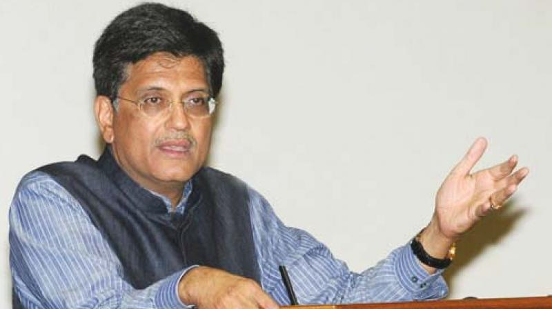 Our economy is like any other economy in the world... challenges have grown (in recent times), said Minister Piyush Goyal. (Photo: File)