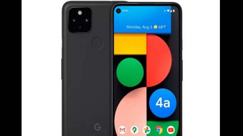 The Pixel 5A will be only available to consumers in Japan and the United States. (Representational Image: ANI)