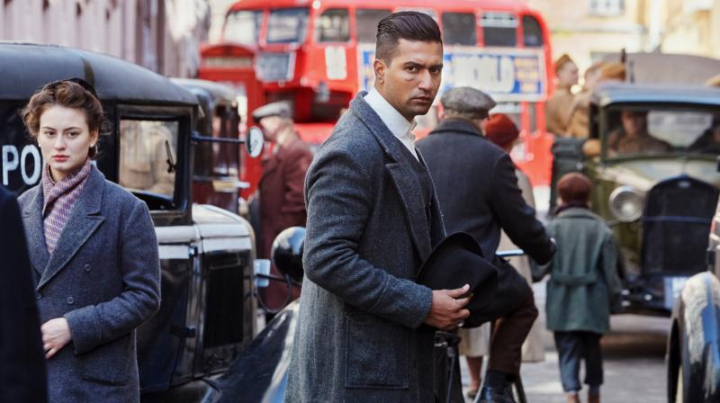 Vicky Kaushal in and as Sardar Udham Singh. (Photo: Instagram)