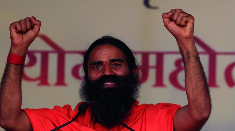 Baba Ramdev's Patanjali Ayurved on Thursday announced its foray into the dairy segment by launching milk and milk-based products, including curd and cheese, targeting sales worth Rs 1,000 crore from the segment.