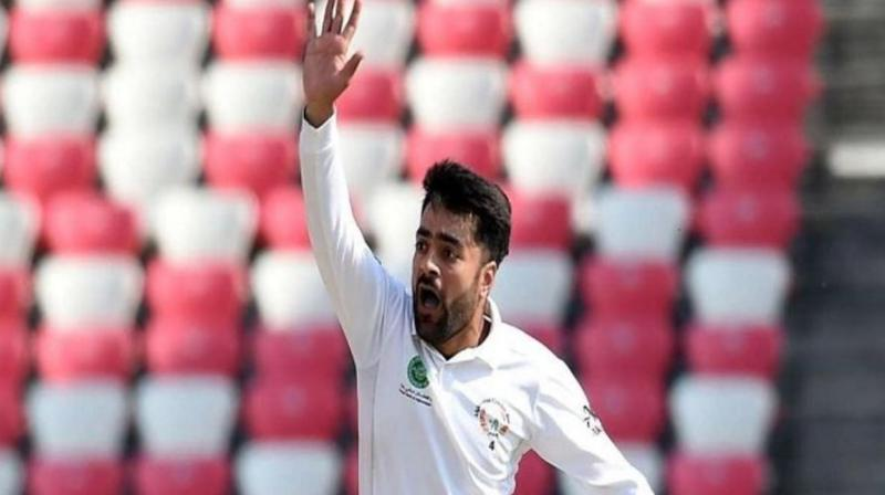 For Bangladesh, Taijul Islam scalped four wickets while Shakib Al Hasan and Nayeem Hasan picked two wickets each. (Photo: Twitter)