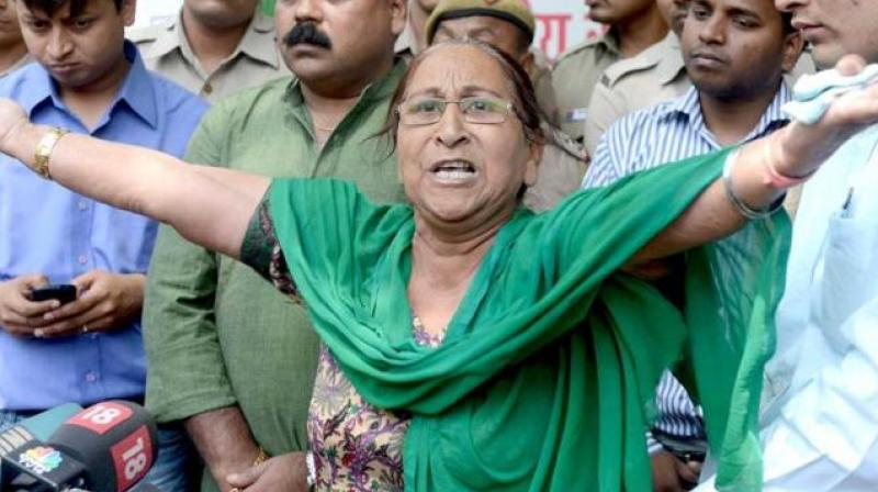 Dalbir Kaur said that Sarabjit Singh's family had gone to meet him in a Lahore jail in 2008.  (Photo: AFP)