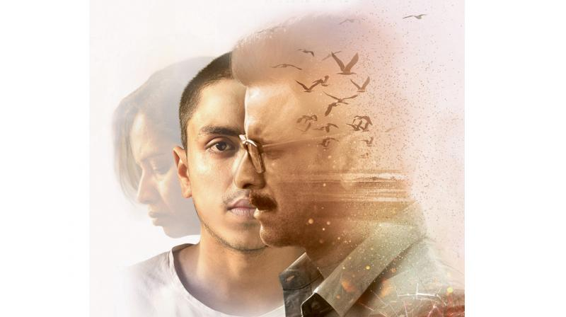 Still from the movie Rukh